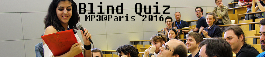 Blind Quizz MP3AParis